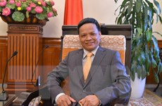 Việt Nam tham dự hội thảo quốc tế về Biển Đông tại Vương quốc Anh