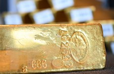 Giá vàng thế giới tăng trước thềm cuộc họp của ngân hàng các nước
