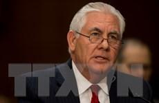 Ngoại trưởng Mỹ Rex Tillerson lần đầu tiên đến thăm Myanmar