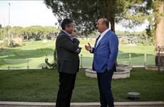 Thổ Nhĩ Kỳ và Đức thảo luận về quan hệ căng thẳng giữa hai nước