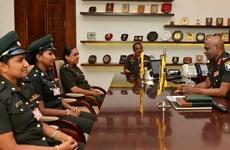 Sri Lanka có 2 nữ sỹ quan đầu tiên tham gia lực lượng gìn giữ hòa bình