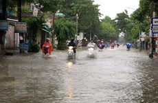 Cơn bão số 12 gây thiệt hại nặng nề tại các tỉnh Trung Bộ