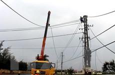 Bộ Công Thương chủ động ứng phó mưa lũ, khắc phục hậu quả bão số 12