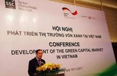 Hội nghị về Phát triển thị trường vốn xanh tại Việt Nam
