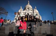 Pháp tiếp tục là điểm đến thu hút nhiều khách du lịch nhất