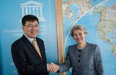 Ông Lee Byong-hyun được bầu làm Chủ tịch Hội đồng chấp hành UNESCO