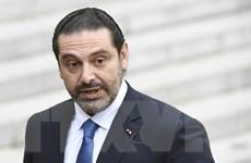 Thủ tướng Liban Saad al-Hariri hoãn đệ đơn từ chức