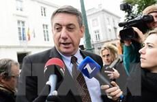 Bỉ: Hơn 100 người bị bắt sau đụng độ bạo lực tại thủ đô Brussels