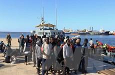 Hàng chục người thiệt mạng do thuyền chìm ngoài khơi Libya