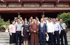 Phật giáo luôn đồng hành cùng dân tộc vì hạnh phúc nhân sinh