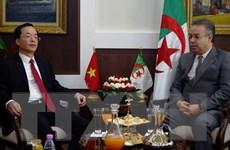 Việt Nam và Algeria tăng cường hợp tác trong xây dựng và nhà ở