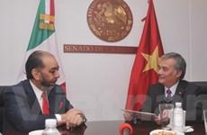 Thượng nghị sỹ: Quốc hội Mexico coi trọng quan hệ với Việt Nam