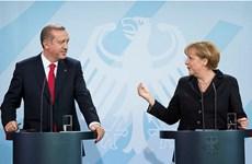 Thủ tướng Đức và Tổng thống Thổ Nhĩ Kỳ điện đàm về quan hệ song phương