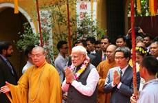 Phật giáo Việt Nam đồng hành cùng dân tộc và hội nhập quốc tế
