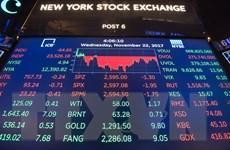 Chỉ số công nghiệp Dow Jones lại tăng điểm lên mức cao mới