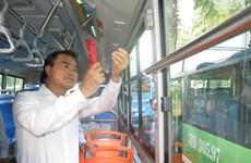 Thành phố Hồ Chí Minh khai trương ba tuyến xe buýt kiểu mẫu