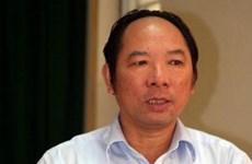 Sắp xử nguyên Phó Giám đốc Sở Nông nghiệp-Phát triển Nông thôn Hà Nội