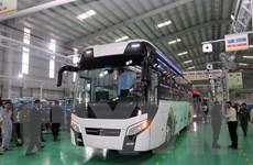 Khánh thành Nhà máy xe bus đầu tiên mang thương hiệu Việt Nam