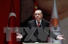 Tổng thống Thổ Nhĩ Kỳ quyết không để Jerusalem rơi vào tay Israel