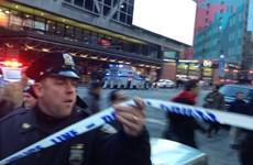 Mỹ: Nổ tại khu vực trạm xe buýt gần Quảng trường Thời đại