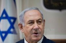 Thủ tướng Israel không ấn tượng trước tuyên bố của lãnh đạo Hồi giáo