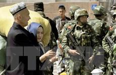 Trung Quốc và Nga kết thúc diễn tập liên hợp chống khủng bố