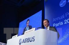 """Airbus sẽ tiến hành """"thay máu"""" dàn lãnh đạo sau bê bối tham nhũng"""