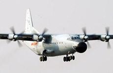 Máy bay vận tải quân sự Yun-8 của Trung Quốc bay gần Đài Loan