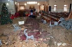 IS thừa nhận tiến hành vụ tấn công nhà thờ đạo Cơ đốc ở Pakistan