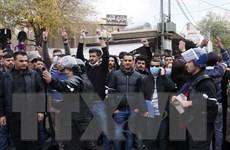 Iraq: Căng thẳng do biểu tình tại khu vực tự trị người Kurd