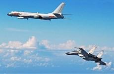 Trung Quốc tiếp tục tiến hành tập trận ở khu vực Tây Thái Bình Dương