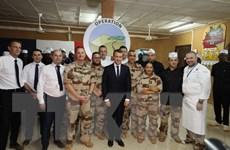 Tổng thống Pháp tuyên bố duy trì cuộc chiến chống cực đoan ở Sahel