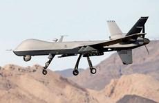Máy bay không người lái Mỹ tiêu diệt thủ lĩnh phiến quân Hồi giáo