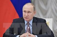 Ủy ban bầu cử Nga chấp thuận Tổng thống Putin tranh cử tái nhiệm