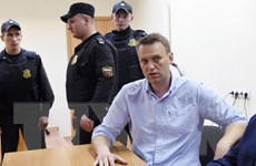 Tòa án Tối cao Nga bác kháng cáo của thủ lĩnh đối lập A.Navalny