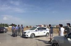 An ninh Kyrgyzstan phá âm mưu tấn công trong dịp Năm mới 2018