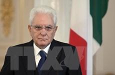 Tổng thống Italy kêu gọi các chính đảng đưa ra những cam kết thực tế