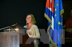 Đại diện cấp cao EU: Phong tỏa Cuba không phải là giải pháp