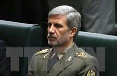 Giới chức Iran-Pakistan thảo luận đẩy mạnh hợp tác quốc phòng