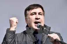 Gruzia: Cựu Tổng thống Saakashvili bị kết án vắng mặt tới 3 năm tù