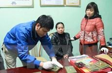 Hưng Yên: Bắt quả tang một đối tượng vận chuyển 5 bánh heroin