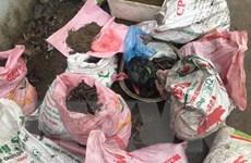 Khẩn trương xử lý 2 tấn phế liệu là vật liệu nổ tại huyện Khoái Châu