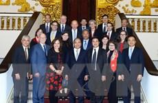 Việt Nam luôn coi trọng nghề luật sư và vấn đề đạo đức luật sư