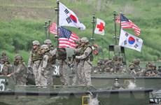 Triều Tiên vẫn kêu gọi chấm dứt các cuộc tập trận chung Mỹ-Hàn