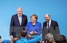 Đảng SPD tổ chức đại hội lấy ý kiến về thỏa thuận liên minh CDU/CSU