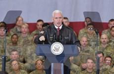 Phó Tổng thống Mỹ không được Palestine hoan nghênh đến Trung Đông