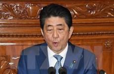 Thủ tướng Nhật Bản Shinzo Abe thúc đẩy sửa đổi Hiến pháp