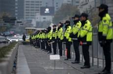 Hàn Quốc kiểm tra an ninh tại các cơ sở phục vụ giải đấu