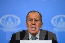 Các cường quốc được mời tham dự hội nghị Syria tại Sochi