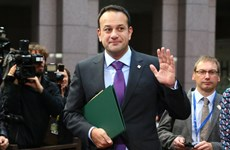 Ireland tin tưởng Anh duy trì cam kết trong thỏa thuận biên giới